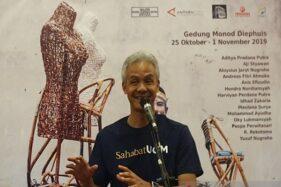 Pameran Foto Kunokini Dibuka di Kota Lama Semarang