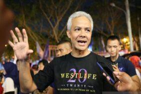 Gubernur Jawa Tengah Ganjar Pranowo. (Antara-Humas Pemprov Jateng)