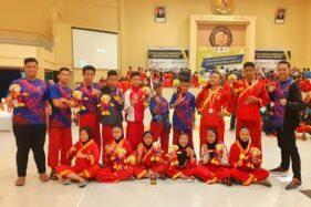 Tapak Suci Kartasura Sukoharjo Berjaya di Surabaya