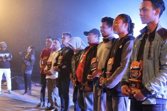 Deretan penyaji terbaik di Ketep Summit Festival 2019. (Jafar Sodiq/Solopos.com)