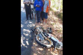 Kecelakaan Wonogiri: Gagal Salip Bus Lalu Tabrak Mobil, Pelajar Meninggal