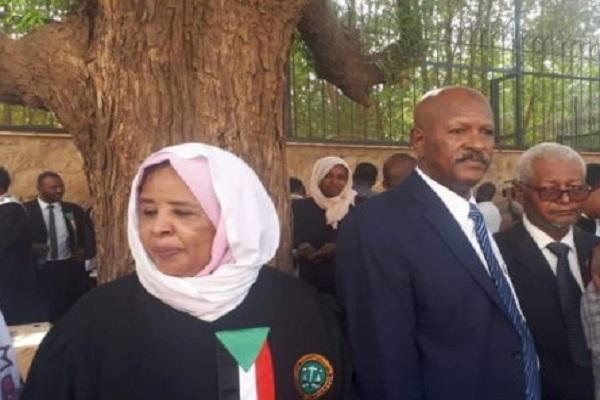 Sejarah Baru! Wanita Jadi Ketua MA di Sudan