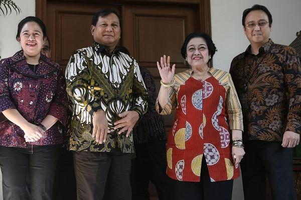 Wacana Menduetkan lagi Megawati-Prabowo untuk Pilpres 2024 Mengemuka, Masih Laku Dijual?