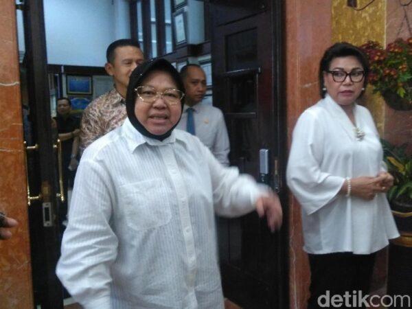 Wali Kota Surabaya: Yang Pacaran Jangan Pegang Tangan Dulu ya Gaes!
