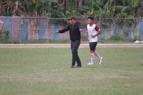 Persis Solo Tantang Persib Bandung, Salahudin: Bagus Untuk Mental Pemain