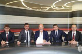 Breaking News! AC Milan Tunjuk Stefano Pioli Sebagai Pelatih Baru