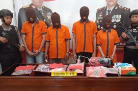 Konsumsi Sabu-Sabu, SPG di Madiun Ditangkap Polisi di Kamar Kos