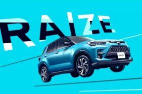 Toyota Raize 2020. (Istimewa)