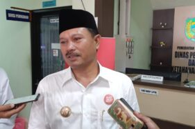 Wali Kota Madiun, Maidi. (Abdul Jalil/Madiunpos.com)