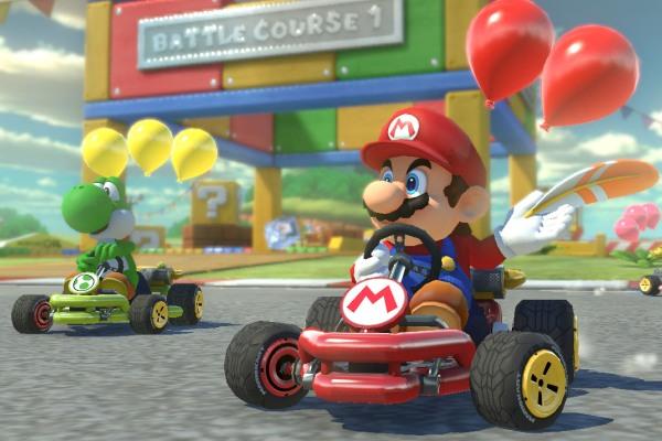 Mario Kart Tour Pecahkan Rekor Pokemon Go