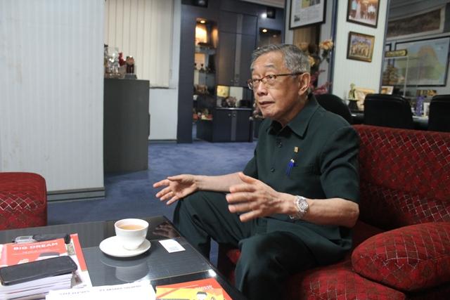 Perjalanan Alim Markus Bangun Merek Nasional Maspion Grup
