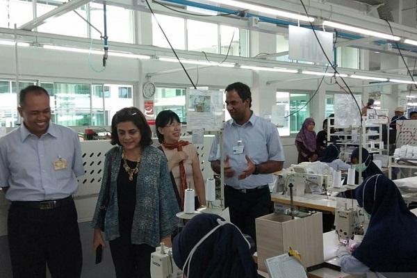 ILO Apresiasi Better Work Perempuan Pekerja Ungaran