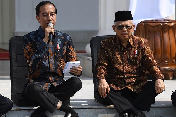 6 Pesan Tegas Jokowi ke Menteri Kabinet Indonesia Maju