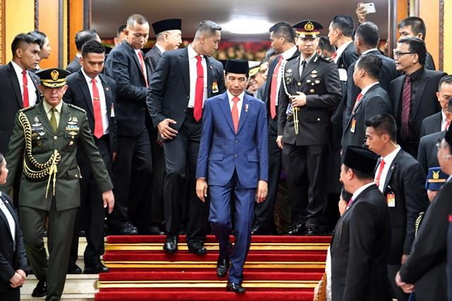 Profil 13 Nama Masuk Bursa Menteri Kabinet Jokowi-Ma'ruf