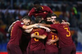 AS Roma. (Reuters)