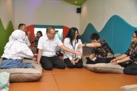 Pertama di Asia Pasifik, Bandara Ahmad Yani Semarang Punya Ruang Autis