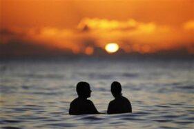 Ilustrasi pantai. (Reuters)