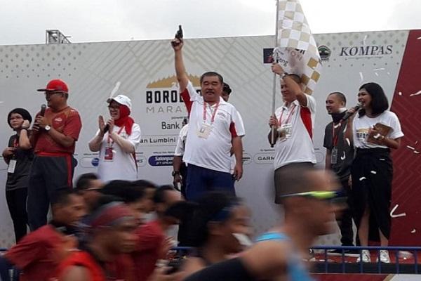 Borobudur Marathon 2019 Diklaim Kelas Dunia