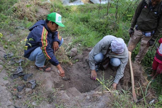 Candi Hindu Diyakini Pernah Berdiri di Desa Kepurun Klaten