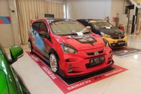 35 Mobil Modifikasi Adu Keren di Daihatsu Dress Up Challenge Palembang