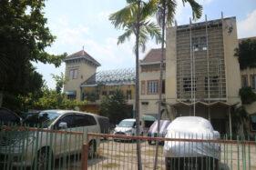 11 Tahun Mati Suri, Hotel Tertua di Semarang Ini Direnovasi