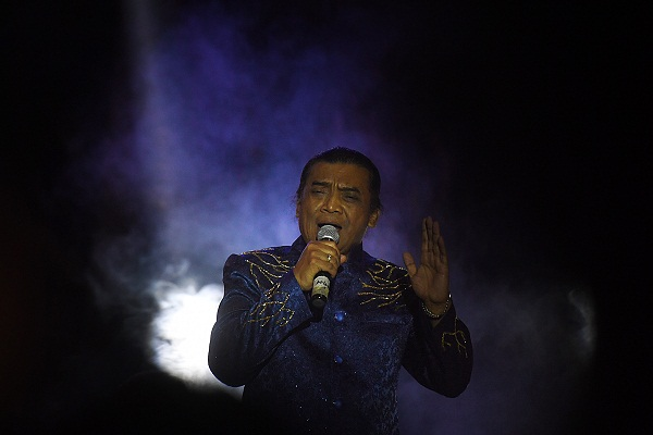 Didi Kempot Rilis Lagu Tulung untuk Ardha Si Remaja Difabel Klaten