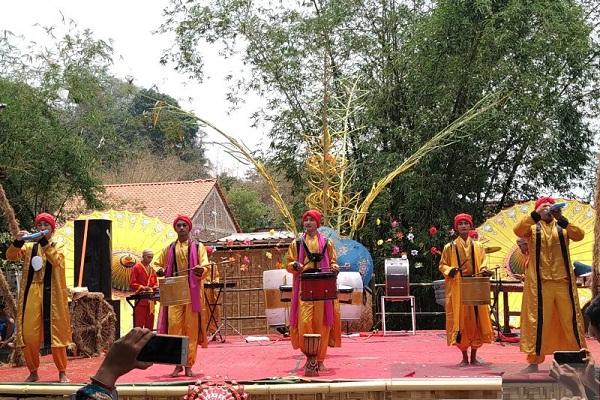 Kampung Ragam Warna Kendal Gelar Festival Drumblek, Ini Harapannya…