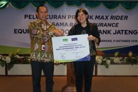 Berkantor di Bank Jateng, Equity Life Bidik 50.000 Nasabah