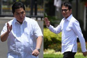 Erick Thohir, Nadiem & Wishnutama Dianggap Terlalu Muda Jadi Menteri