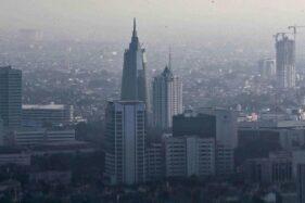 Kualitas Udara Jakarta Makin Parah, Kini Terburuk Kedua di Dunia