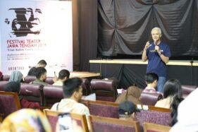 Festival Teater 2019 Digelar di Semarang, 25 Kelompok Unjuk Kebolehan