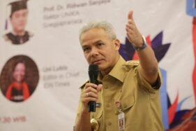 Gubernur Jateng, Ganjar Pranowo. (Semarangpos.com-Humas Pemprov Jateng)