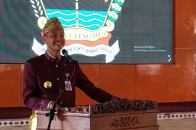 Gubernur Jateng Minta Intelijen Tangkap Penggerak Unjuk Rasa Pelajar