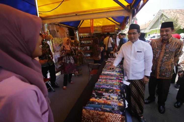 Jelang Hari Santri, Jateng Gelar Pameran dan Lomba Produk Pesantren di Rembang