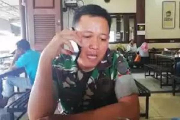 Gokil, Anggota TNI Ini Kuasai 7 Bahasa Asing