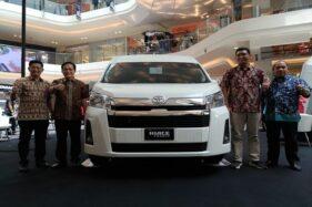 Nasmoco Luncurkan Toyota Hiace Premio untuk Jateng-DIY, Cek Harganya…