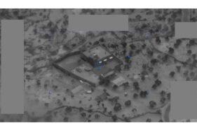 Pentagon Rilis Video Serangan yang Tewaskan Pemimpin ISIS, Mencekam!