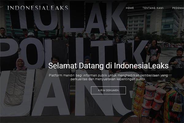 Rekaman CCTV Perusakan Buku Merah Beredar, Indonesialeaks Desak Polri Bertindak