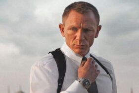 Daniel Craig selaku James Bond. (Youtube)