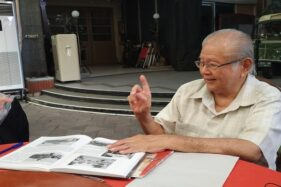 Sejarawan Semarang Sesalkan Kondisi Monumen Ketenangan Jiwa yang Tidak Terawat