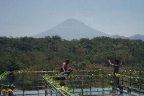 Jurang Koco, Ufo Car, hingga Kiddy Town Lengkapi Taman Kyai Langgeng Magelang