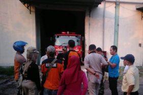 3 Bangunan Pabrik Terbakar Dalam 5 Hari di Sragen