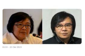 Disebut Mirip Menteri Siti Nurbaya, Begini Respons Ari Lasso