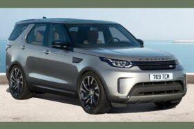 Land Rover Discovery Jadi Mobil Dinas Panglima TNI