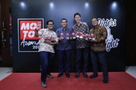 Yamaha Indonesia Borong Penghargaan di Motor Plus Award 2019