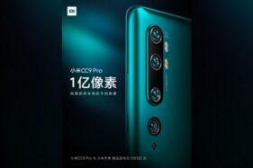 Xiaomi Mi CC9 Pro Bakal Dilengkapi 5 Kamera Belakang, Buat Apa Coba?
