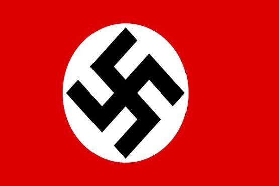 Bendera Nazi Jerman. (Wikimedia.org)