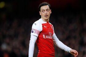 Mesut Ozil. (Reuters)