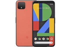Google Pixel 4. (Gsmarena.com)
