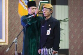 Herru Setiadhie Sah Jadi Penjabat Sekda Jateng